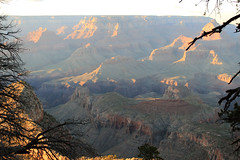 Scorcio sul Grand Canyon (Rana Saltatrice) Tags: travel panorama usa nature beautiful america landscape eos amazing rocks view grandcanyon vista paesaggio southrim scorcio statiuniti formazionerocciosa canon100d rebelsl1 valentinaconte