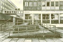Woolwich High Street (Kam Sanghera) Tags: urban architecture sixties 60s building modern office block woolwich se18 london united kingdom high st street canon ef20mm f28 ef 20mm riverside house hse eos 5d mark iii usm