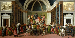 The Story of Virginia the Roman (lluisribesmateu1969) Tags: bergamo botticelli accademiacarrara