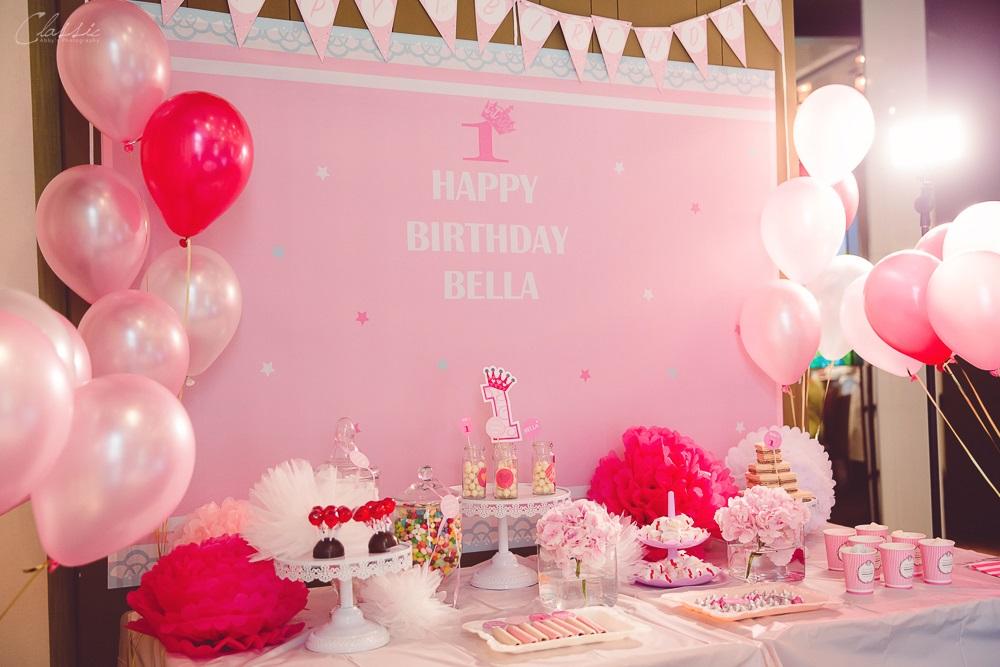 寶寶兒童親子生日派對場地佈置Candy Frost Baby生日週歲派對整合設計