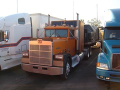 marmon in ashland va (DieselDucy) Tags: tractor truck semi trailer 18wheeler marmon