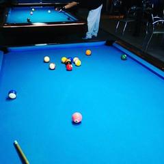 Anglų lietuvių žodynas. Žodis billiards reiškia n biliardas lietuviškai.