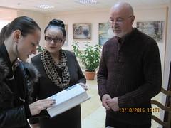 ntlnire cu scriitorul Iurie Colesnic (Centrul Academic Eminescu) Tags: eminescu centrul iurie colesnic