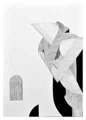 Afeto N 03 (renato ren) Tags: black affection drawing draw desenho linha afeto trao
