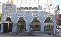 (former) El Cortez Hotel (sftrajan) Tags: sanfrancisco california 1920s architecture hotel arquitectura downtown edificio 94102 2015 elcortezhotel shannonstreet samsunggalaxychromeprime 550gearystreet 550gearyst