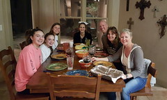 I LOVE our family dinners!