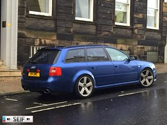 AUDI RS4 estate Glasgow 2015 (seifracing) Tags: cars car scotland europe cops traffic britain transport scottish security vehicles emergency spotting services strathclyde brigade ecosse seifracing