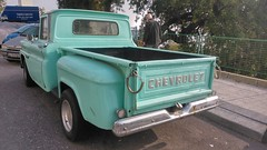 Chevrolet Apache (C10) (Zagorcan) Tags: chevrolet up truck apache türkiye istanbul pick eski c10 klasik kamyonet klasikaraba