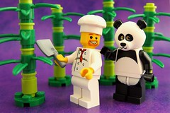 Preparation for Thanksgiving dinner (Lesgo LEGO Foto!) Tags: cute guy love fun toy toys panda lego minifig collectible minifigs omg collectable minifigure minifigures legophotography legography collectibleminifigures pandaguy collectableminifigure coolminifig