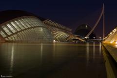 Ciudad de las Artes y Las Ciencias - Valencia. (Zamana Underground) Tags:
