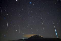 ふたご座流星群 画像4
