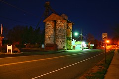 Agrain at night (Tim Loesch) Tags: supermoon nightshot mercercounty pennington newjersey