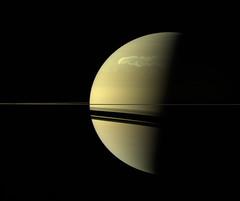 Saturn - March 10 2011 (Kevin M. Gill) Tags: saturn storm cassini nasa jpl space