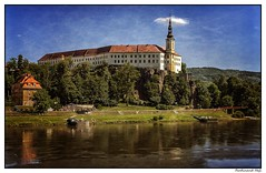Dn_ zmek_Castle_Labe_Elbe_Czechie (ferdahejl) Tags: dn zmek castle labe elbe czechie
