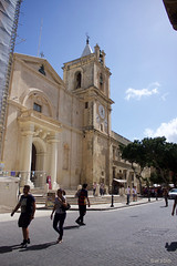 schlichtes Äußerers (leaving-the-moon) Tags: 201609 architektur malta maltagozo malte religion religious stjohnâscocathedral urbanthings valletta