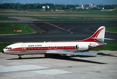 D-ACVK (ilyushin18) Tags: caravelle se210 flugzeug aircraft airliner plane dus