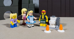 Something new  in our cities - the potty pirate (Busted.Knuckles) Tags: home toys lego minifigures sue stephanie alice pirate toilet pentaxk3