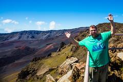 2016-08-25 - Haleakala National Park - Image-33 (www.bazpics.com) Tags: kula hawaii unitedstates us haleakala national park fun me wave cinder cone cones maui pacific ocean view south big island volcano volcanic legacy