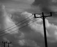 connection (jacobedwardwarner) Tags: aylesbury buckinghamshire england uk pylon lines artistic