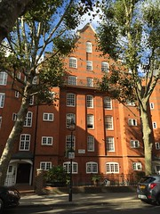 22/10 #Saturday Millbank Estate #Pimlico #Edwardian #streetname (TiggerSnapper) Tags: pimlico saturday