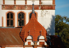 Schloss Basedow in Mecklenburg (antje whv) Tags: basedow schloss mecklenburg