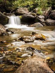El Rio II (E.Cano) Tags: rio river rocks woods silk water waterfall calm nature naturaleza agua rocas bosque
