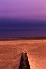 Night at the beach (Olli Tasso) Tags: night beach yyteri pori suomi finland longexposure sand sea balticsea cloudy overcast landscape scenery maisema seascape meri moody pitkvalotus itmeri