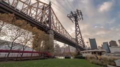 Roosevelt Island (Mike Orso) Tags: manhattan timelapse nyc hyperlapse rooseveltisland tram emotimospectrum