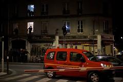 Intervention (.Rgsoixantedixhuitclan.) Tags: pompiers graffiti tag handstyle