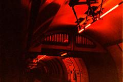 Rollei Redbird - Book 3 - Bundtrasse () Tags: film analogue grain grainy 2016 olympus trip35 compact london tube centralline train tfl poem poetry haiku redscale rollei redbird olympustrip35 red black moody