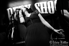 Ruby Shock (Alicia Lffler) Tags: ruby shock live gig concert event photography stuttgart music club red dark alternative alternate