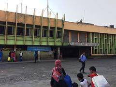 Bhiwandi ST Bus Stand (Depot) Platform For KALYAN (MSRTC) (YOGESH CHOUGHULE) Tags: bhiwandistbusstanddepotplatformforkalyanmsrtc bhiwandi st bus stand depot platform for kalyan msrtc
