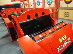 Legoland Malaysia Ninjago The Ride Media Preview