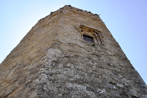 Torre di Federico II° - Enna (Italy)