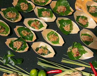 Betel leaf wraps by Dailo