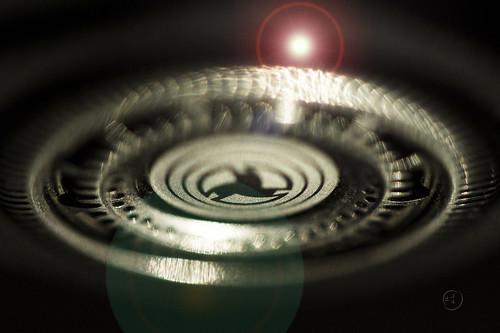 UFO ... en rase motte