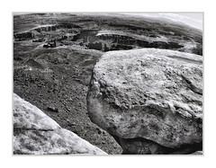 Grand View Point Trail, Canyonlands National Park, Utah, (Vincent Galassi) Tags: lasvegas nevada usa grandviewpointtrail canyonlandsnationalpark utah 68pentax645d pentax6735mm 1200s f16 iso200 landscape black white canyonlands park