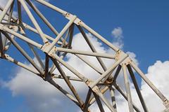 Structure (assortedstuff) Tags: cuba havana steel sky travel rust lahabana cu