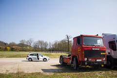 Spotting 2012 - Scania 141 (Deux-Chevrons.com) Tags: scania141 scania 141 truck camion car coche voiture auto automobile automotive spot spotted spotting croise rue street france