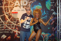 6-19-12 (274) (Comic Con Culture) Tags: madametussauds tinaturner musician music rock rocknroll