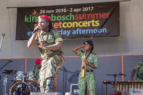 Jah Prayzah Concert (Kirstenbosch Gardens, Cape Town)