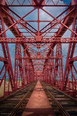 Hardinge Bridge (Asif Hasnat Monon) Tags: hardinge bridge hardingebridge pakshi railway railwaybridge hdr beautiful bestexploredphoto bestphotographers bestphotos bestphotosof2016 bestpic awesome sony sonyalpha5000 sonyilce5000 ilce 5000 nik hdrefex photoshopcc17 photoshopcc2017 photomatix blue red steel metal architecture rajshahi pabna bangladesh railroad railwaytrack padma bridgeonriver longbridge