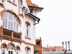 (lotl.axo) Tags: vscofilm deutschland thringen reisefotografie mhlhausen stadtbild architektur sensia100xp gebude germany architecture buildings townscape travelphotography