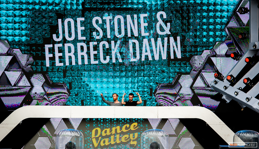 Joe Stone & Ferreck Dawn @ Dance Valley 2016