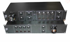 VDrive FOH Drive AES Repeater System (rejenet24) Tags: aes vdrive jbl lkg