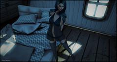 Do not say anything ... (Pilar Munro 2) Tags: chscreations chs lingerie night dreams pilarmunro blogger blog
