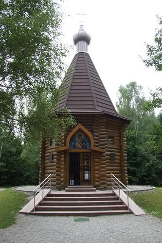 Russian Orthodox chapel, 06.07.2012.