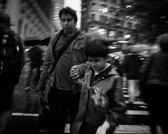 NYC (A Screaming Comes Across the Sky) Tags: city sony a6300 adapted lens tokina 1116 street wideangle ny nyc new york cityy newyork blackandwhite monochrome people indoor