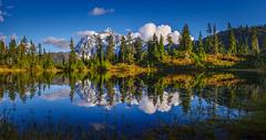 Mount Shuksan (dwolters2) Tags: washington mountians northcascades