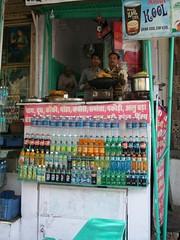 Thirsty? (Street shop, Udaipur, India) (Creusaz) Tags: thirsty street shop udaipur india